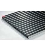 01214-1 Решетка алюминиевая с резиновым покрытием
