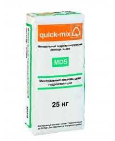 Гидроизоляционный раствор Quick-mix MDS