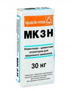 Известково-цементная штукатурка quick-mix MK 3h